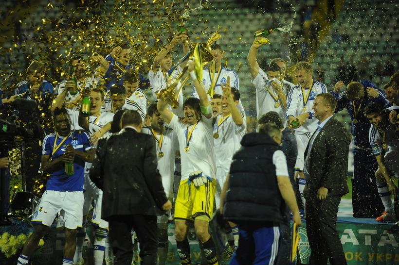 Шесть лет назад Ребров-тренер выиграл свой первый трофей - Динамо прервало позорную серию - фото 10