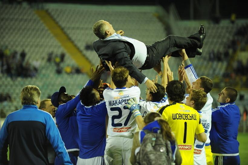 Шесть лет назад Ребров-тренер выиграл свой первый трофей - Динамо прервало позорную серию - фото 11