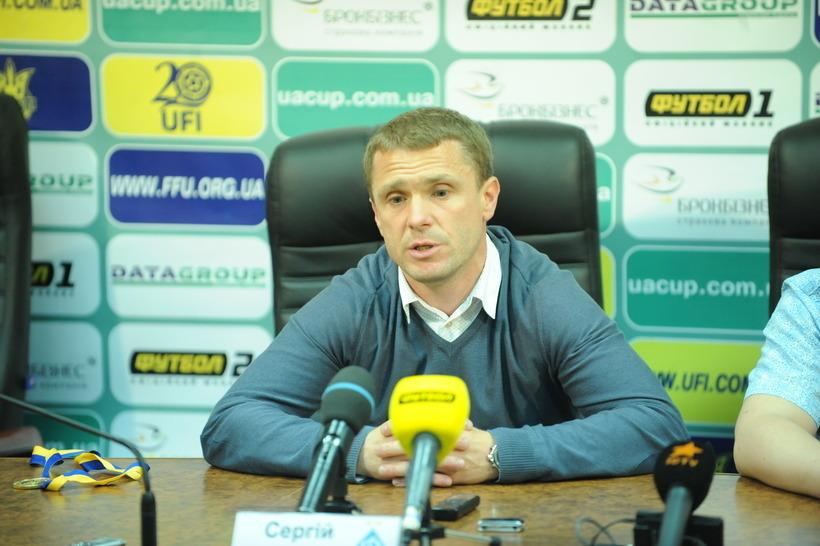 Шесть лет назад Ребров-тренер выиграл свой первый трофей - Динамо прервало позорную серию - фото 12