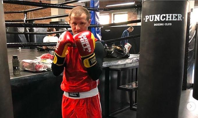 """""""Это будет трэш"""" - Алиев подался в боксеры"""
