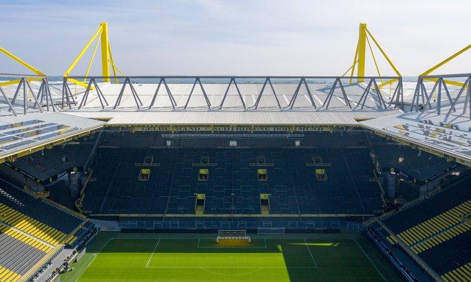 Боруссія Дортмунд - Герта. Дивитися онлайн пряму відеотрансляцію матчу Бундесліги