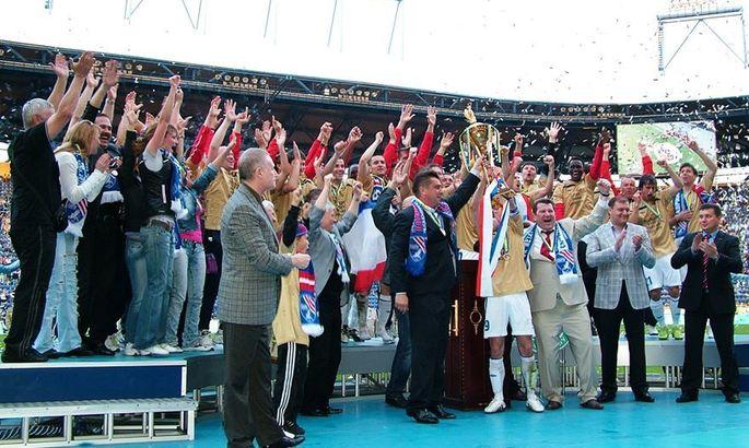 10 лет крымскому триумфу. Сергей Пучков: За победу в Кубке вознаграждение Таврия не получила - изображение 1