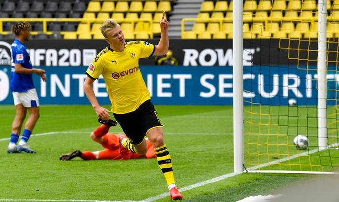 Боруссия - Шальке 4:0. Дортмунд дает надежду миру