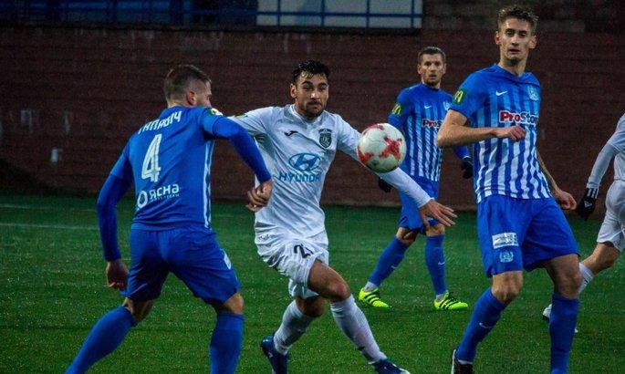 Динамо Минск - Ислочь 1:0. В стиле Кучука