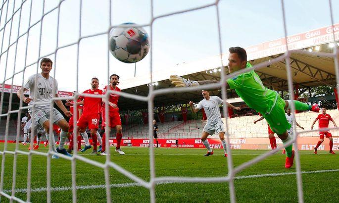 Бавария под руководством Флика установила новый рекорд скорострельности в Бундеслиге