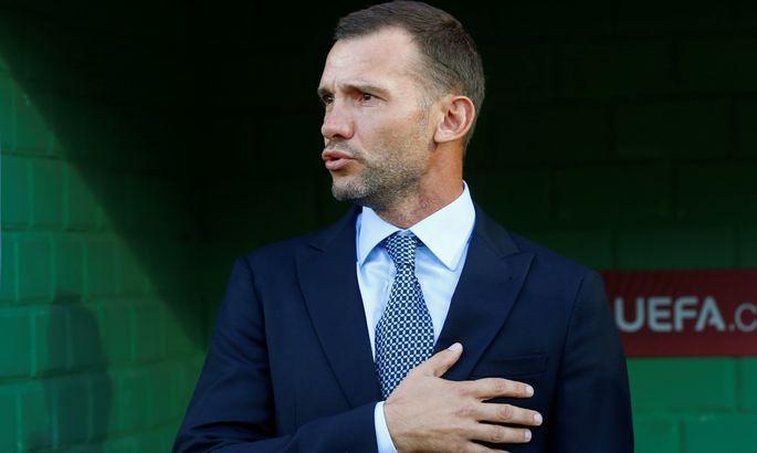Шевченко: Я хотел бы потренировать в Италии. После Евро посмотрю по сторонам
