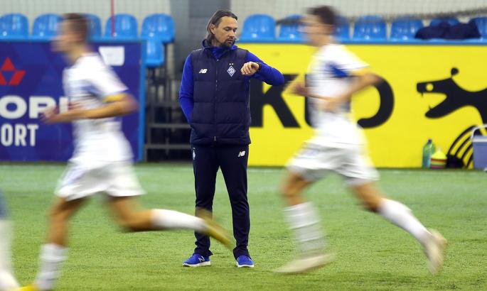 Тренер Динамо вказав на помилку Цитаїшвілі в матчі з хорватами у Юнацькій Лізі УЄФА