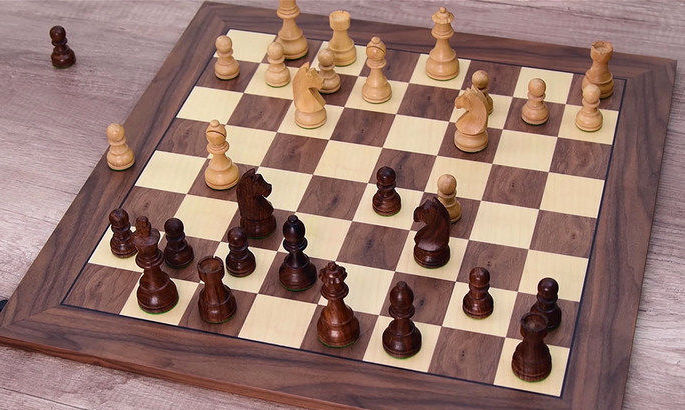 Украинские шахматисты разбили Россию в финале крупного турнира
