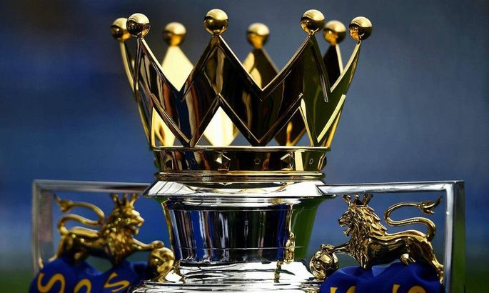 В Англии планируют церемонию вручения трофея чемпиону Премьер-лиги
