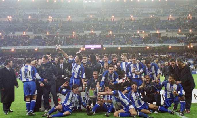 Двадцять років іспанській казці: коли Ла Лігу виграв Депортиво