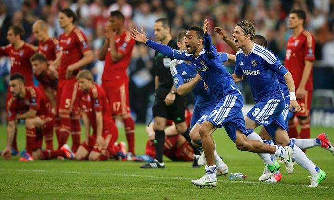 Ровно 8 лет назад Челси обыграл Баварию в финале Лиги чемпионов на мюнхенской Альянц Арене