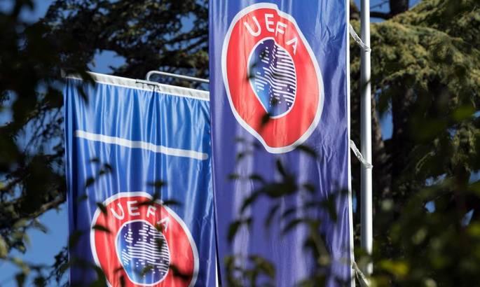 Мотивационная часть решения УЕФА о техпоражении сборной Украины поступит в УАФ до 30 ноября