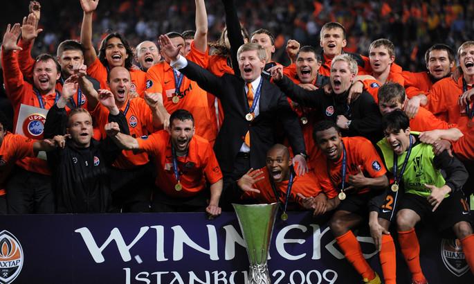 Назвіть склад Шахтаря, який виграв Кубок УЄФА 2009. КВІЗ