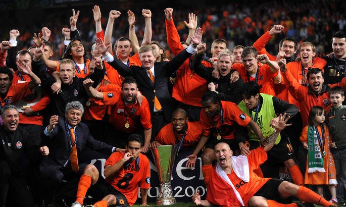 Хюбшман: Финал Кубка Украины-2009 проиграли, потому что долго праздновали после Кубка УЕФА