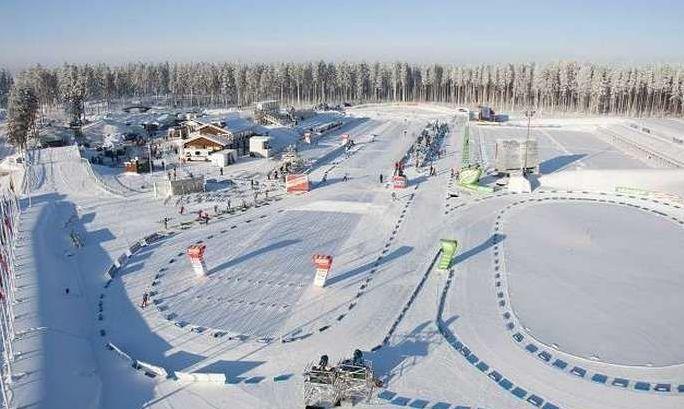 В Карпатах построят биатлонный комплекс за 70 млн гривен