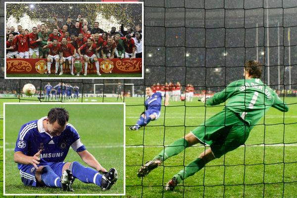 Драма Терри. 12 лет назад МЮ во второй раз выиграл Лигу чемпионов - изображение 1