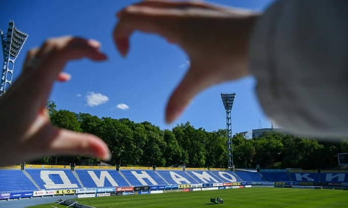 Олимпик определился со стадионом на новый сезон в УПЛ