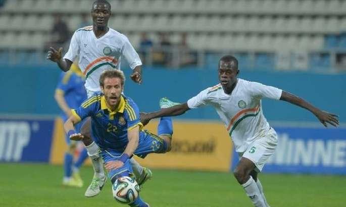 Шесть лет назад Украина принимала экзотического соперника. Это был его первый матч против европейской сборной