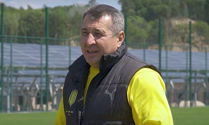 Гендиректор Руха назвал историческими матчи с Динамо и Шахтером