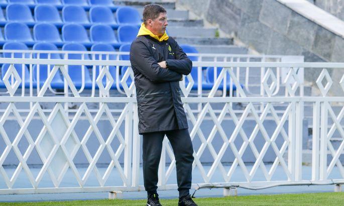 Бакалов: В матче с Динамо мы никакого автобуса не ставили