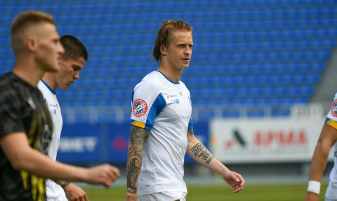 Шабанов: Рух - неплохая команда, но мы должны были выиграть и показать лучшую игру