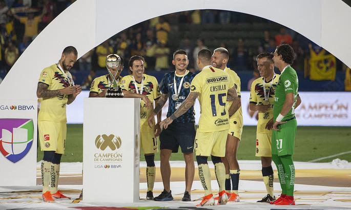 Официально: Чемпионат Мексики завершен досрочно