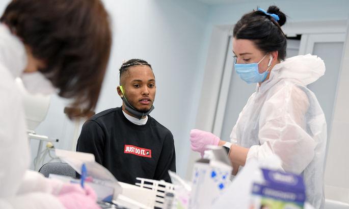 Единоразовая сдача тестов на коронавирус обходится клубам УПЛ в 120 тысяч гривен