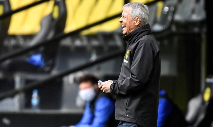 Головний тренер Боруссії не виключає, що Ройс ще зіграє в поточному сезоні
