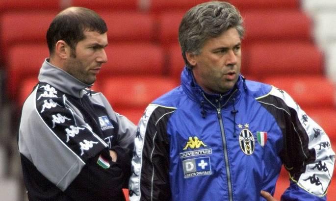 Анчелотти: Зидан изменил мое видение футбола