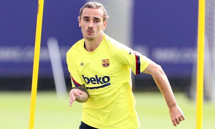 ЗМІ: Барселона не продасть Грізманна влітку