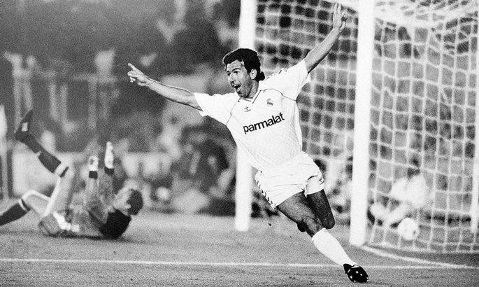 35 лет назад Реал выиграл свой первый Кубок УЕФА. Празднование одного из игроков стало легендарным
