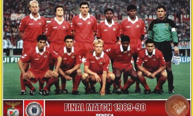 30 лет назад Бенфика проиграла свой пятый финал КЕЧ. Проклятие Гуттмана не ослабила даже молитва Эйсебио
