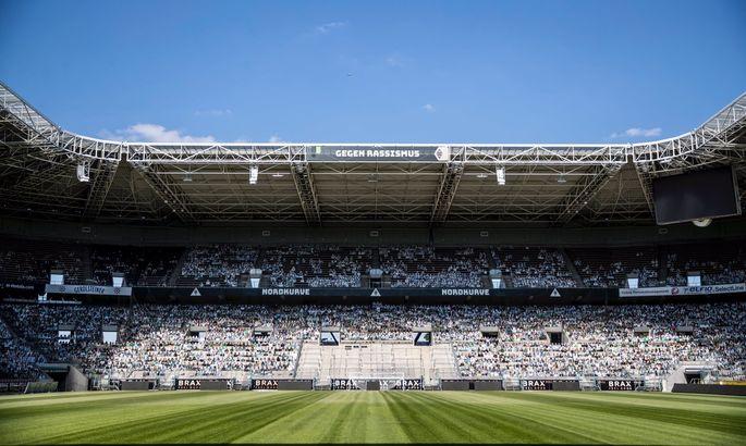 Боруссия Менхенгладбах - Байер. Смотреть онлайн прямую видеотрансляцию матча Бундеслиги