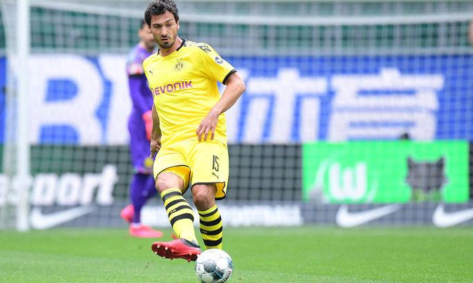 Хуммельс травмировал ахиллово сухожилие в матче с Вольфсбургом