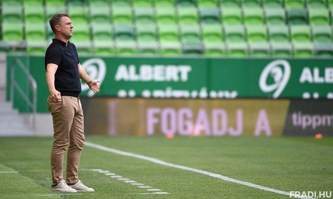 Сергій Ребров: Ми показали відмінну гру, незважаючи на перерву в два місяці