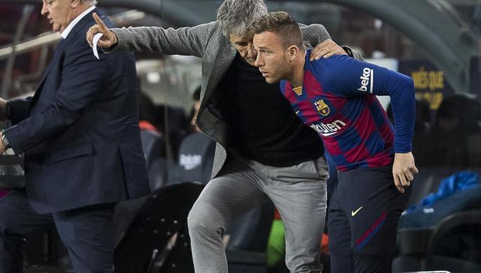 Барселоні не можна продавати Артура. Бразилець ідеально вписується в модель Сетьєна - изображение 1