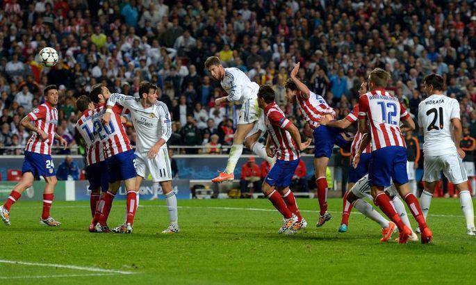 San 24 de Mayo. В этот день Реал выиграл два финала Лиги чемпионов, а гол Серхио Рамоса стал легендарным