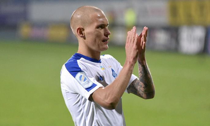Буяльский признан лучшим игроком Динамо в феврале