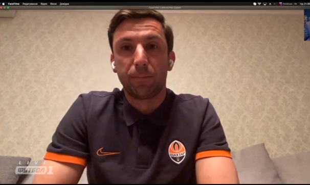Даріо Срна назвав переламний для Шахтаря момент на шляху до здобуття Кубка УЄФА