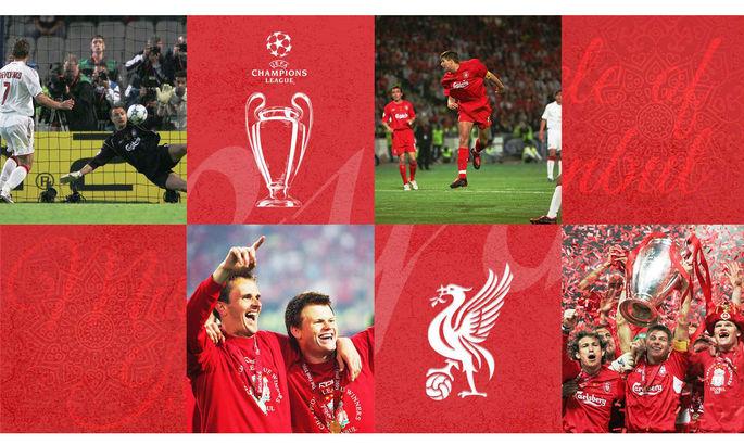Стамбульское чудо Ливерпуля: 15 лет назад мерсисайдцы магически спаслись в финале ЛЧ с Миланом
