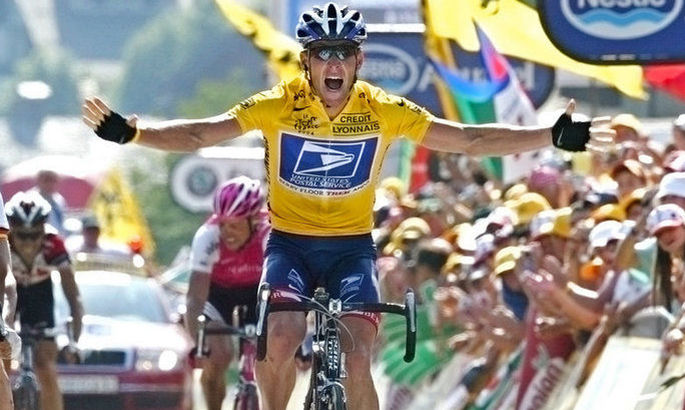 Ленс Армстронг: хроніка падіння головного шахрая в історії спорту