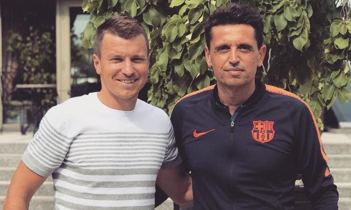 Каталонський екс-шеф академії Дніпра назвав двох найкращих молодих футболістів УПЛ