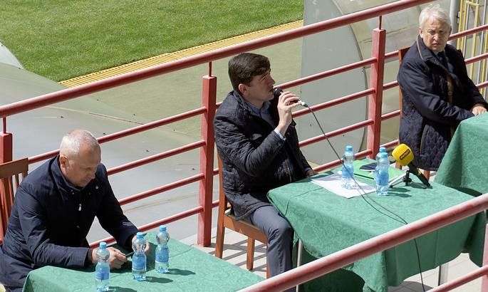 Макаров: На возобновление Первой лиги больше всего повлияла позиция Шахтера и Динамо