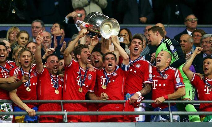 Великолепный Роббен и золотая медаль Тимощука: 7 лет назад Бавария одержала победу в Лиге Чемпионов