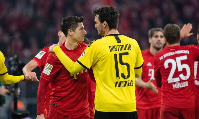 Смотреть матч бавария боруссия онлайн прямой эфир
