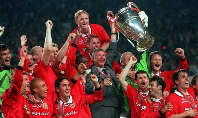 Как хорошо вы помните сезон Лиги Чемпионов, который увенчал матч Бавария - МЮ. ТЕСТ