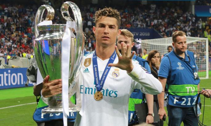Реал: два года без Роналду. В этот день в Киеве Криштиану попрощался с Мадридом