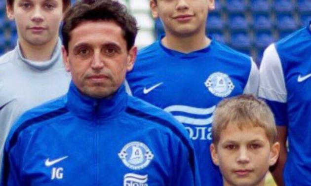 Жорди Гратакос: Хотел бы поработать с первой командой Днепра в УПЛ и в еврокубках