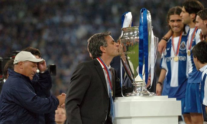 Становлення Особливого: 16 років тому Моуріньо привів Порту до перемоги в Лізі Чемпіонів