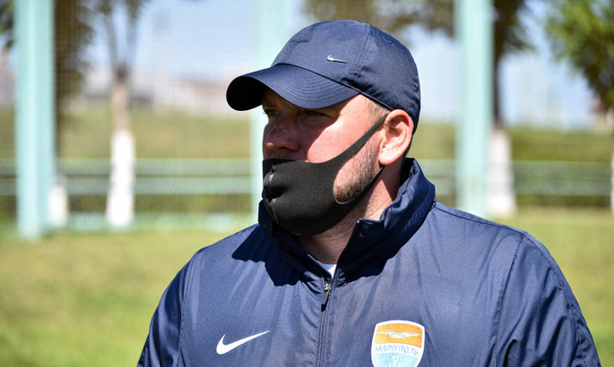 СМИ: Мариуполь уволит Бабича, если команда не пробьется в Лигу Европы